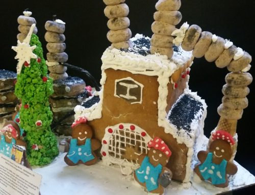 Winners Announced in Annual Gingerbread House Competition