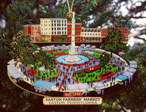 Easton to unveil new Christmas ornament for the holidays